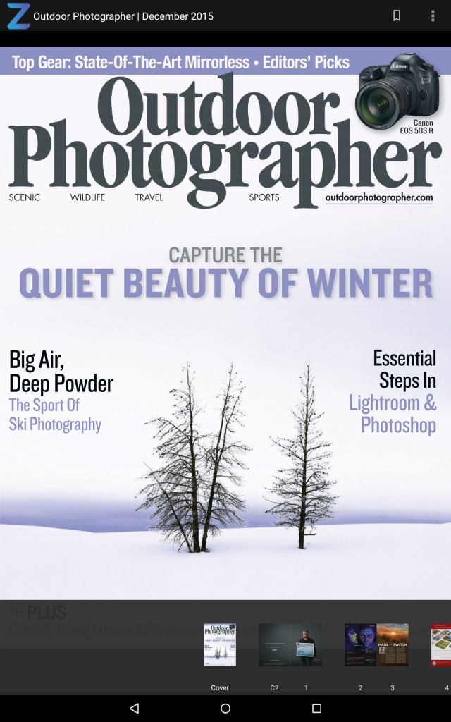 Zinio-23-Reading-Article-Outdoor-Photographer