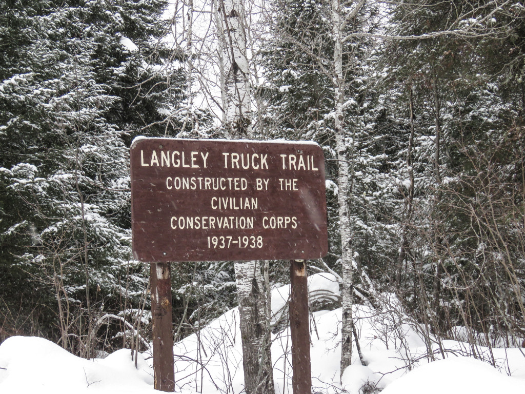 Langley-Truck-Trail