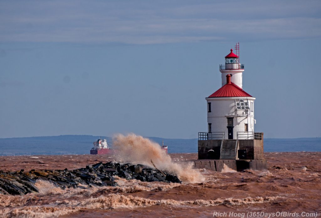 Superior-Entry-Lighthouse-Waves-Ship-3